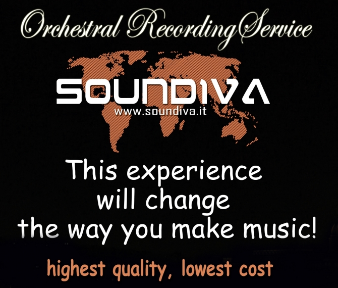 SOUNDIVA ORCHESTRA RECORDING SERVICES - SOUNDIVA (Music  & Services)